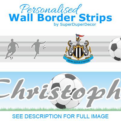 Newcastle united bedroom wallpaper